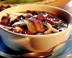 Etli Soğan Çorbası Tarifi