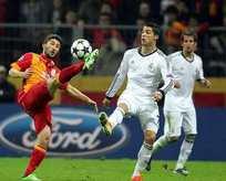Galatasaray, Real Madrid'e konuk olacak