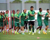 Bursaspor'da Süper Kupa maçı hazırlıkları