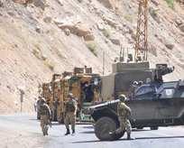 Hainlerden mayınlı saldırı: 3 asker yaralı