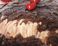 Çikolata Soslu Parfe Tarifi