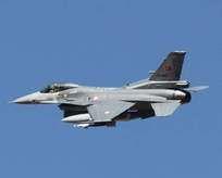 Türk F-16'larını radarla taciz ettiler