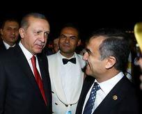 Özkes'ten 'Atatürk'lü saray yanıtı