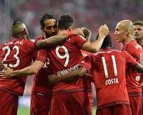 Bayern Münih'ten sığınmacılara yardım