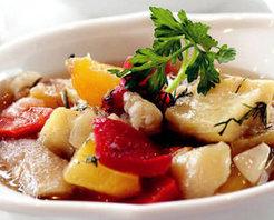 Közleme Patlıcan Salatası Tarifi