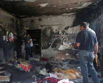 Filistinli anne öldü