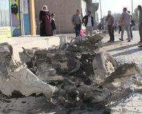 PKK bomba yüklü araç patlattı
