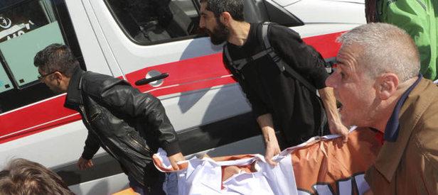 Ankara'da terör saldırısı: Ölü ve yaralılar var