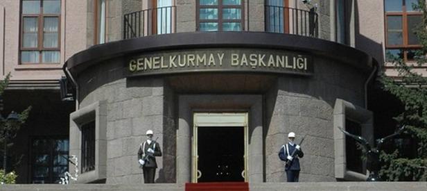 Genelkurmay'dan Ankara açıklaması