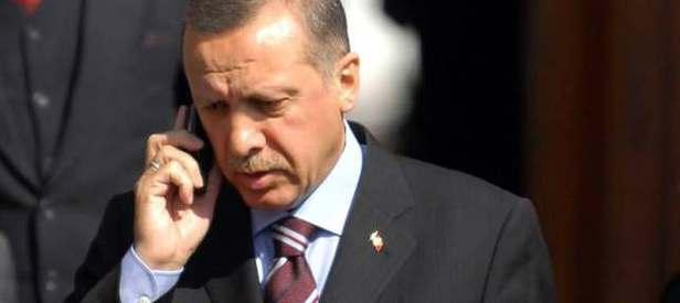 Erdoğan'dan Kani Beko'ya taziye telefonu