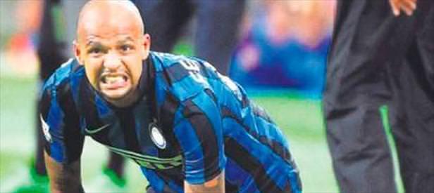Inter'li Felipe Melo coştu: Tarihin en iyisiyim