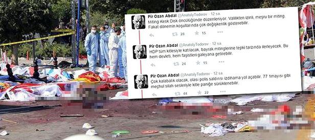 Patlamanın sırrı, PKK'nın Fuat Avni'sinde
