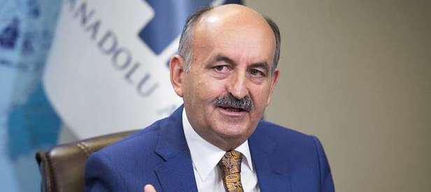 Bakan Müezzinoğlu'ndan Demirtaş'a cevap
