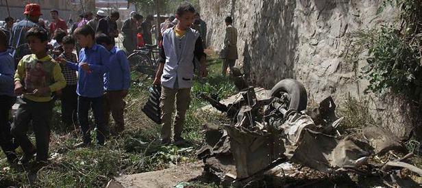 NATO helikopteri düştü: 5 ölü