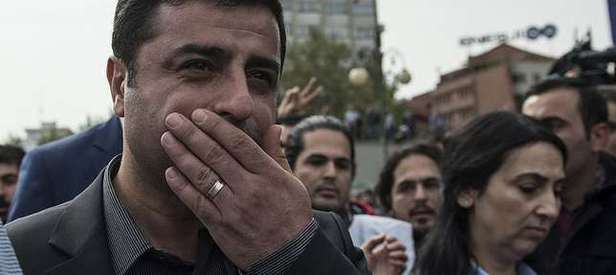 HDP'nin yeni hedefi sol oylar!