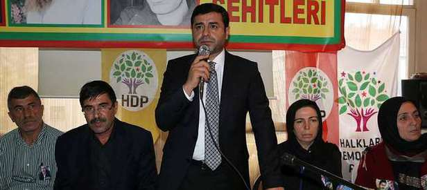 HDP Ankara yalanı için özür diledi
