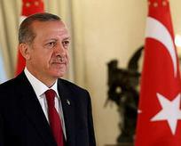 Cumhurbaşkanı Erdoğan'dan üç dilde mesaj