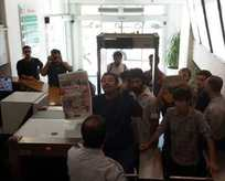 Yeni Asır'a saldıran şehir eşkiyaları serbest bırakıldı