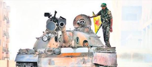 YPG'den insanlık suçu