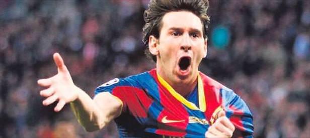 Messi'den Arda'ya tele kutlama: Tebrikler! harikaydınız