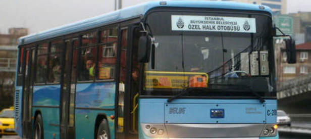 DHA'nın otobüs yalanı ortaya çıktı