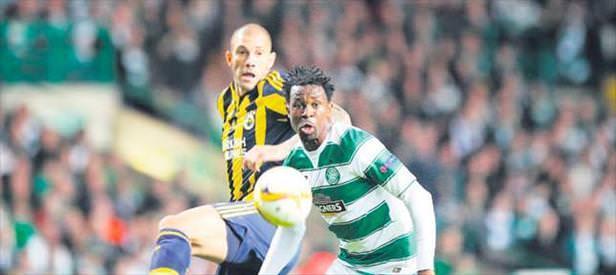 Celtic'li Efe'den ilk gol için itiraf geldi