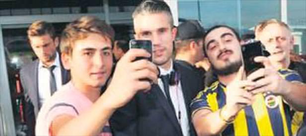 Fenerbahçe Kayseri'de coşkuyla karşılandı