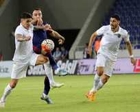 Trabzonspor'a Mersin darbesi