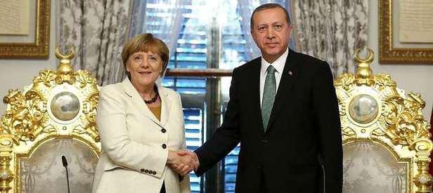 Alman hükümetinden 'Beştepe' yanıtı