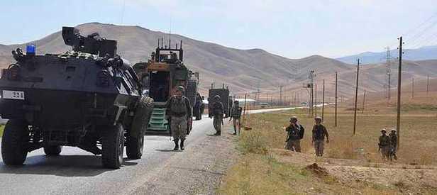 Hain saldırı sonrası operasyon başlatıldı