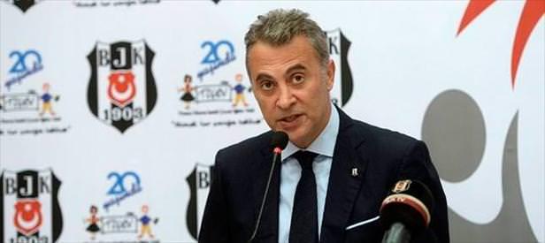 Fenerbahçe'yle Süper Kupa'yı oynamak isteriz