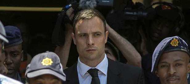 Pistorius hapisten çıktı!
