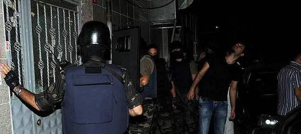 PKK'ya operasyon: 14 gözaltı