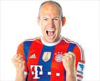 Adım adım Arjen Robben