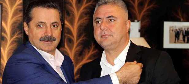MHP'li o isim AK Parti'ye katıldı