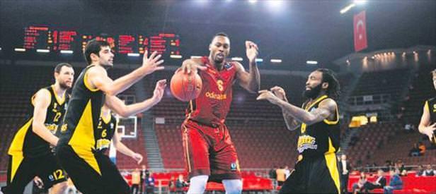 Galatasaray farka koştu