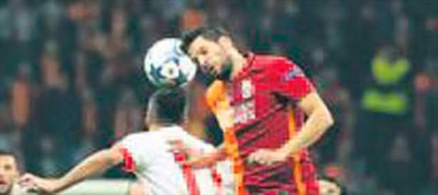 Galatasaray'dan yemek jesti