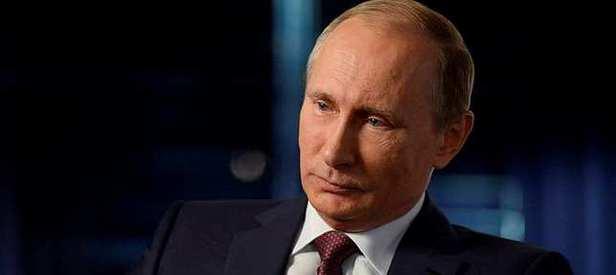 Putin'den şok Suriye açıklaması