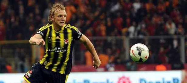 Kuyt'tan Fenerbahçe'ye destek