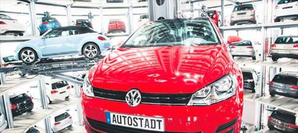 Volkswagen stop etti