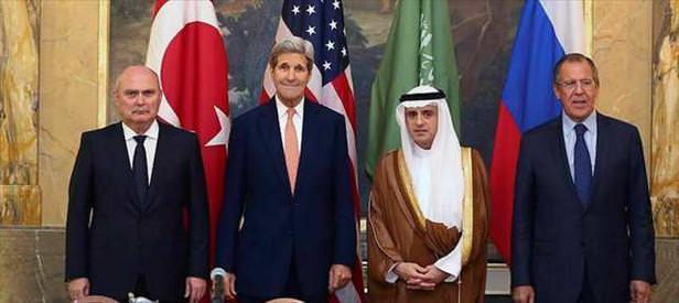 Suriye zirvesine devam kararı