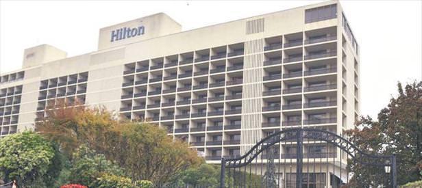 Hilton lobisi