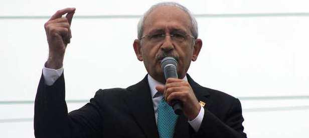 Kılıçdaroğlu yine Suriyelileri hedef aldı