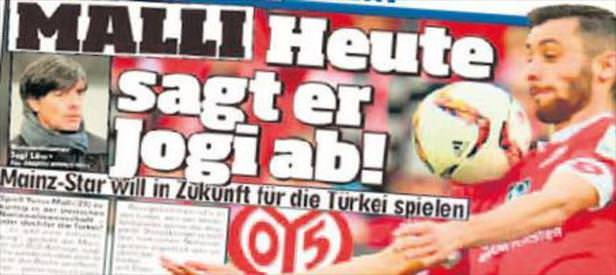 Almanlar Yunus'u geleceğin Mesut'u olarak görüyor