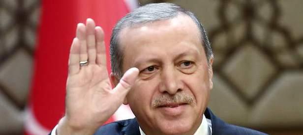Cumhurbaşkanı Erdoğan'ı heyecanlandıran gelişme