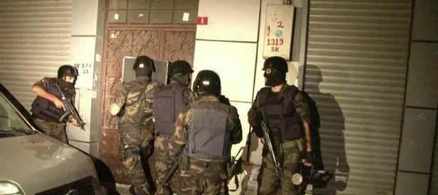PKK'ya büyük operasyon! 24 kişi gözaltında