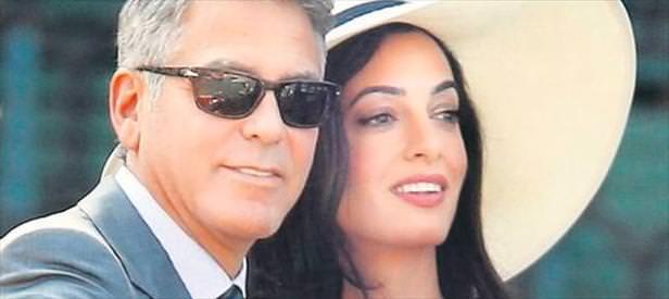 Clooney'den Oscar'lık 1915 Ermeni oyunu