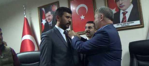 O partiden ayrılıp AK Parti'ye katıldılar