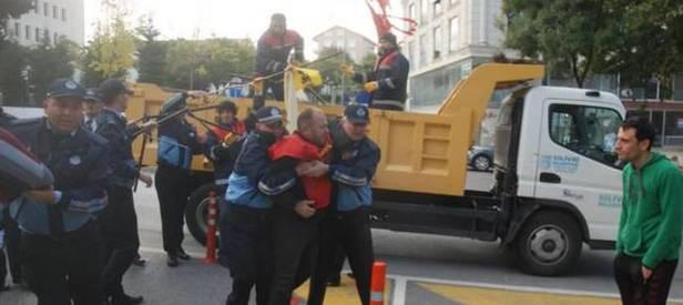 CHP'den işçilere zulüm!