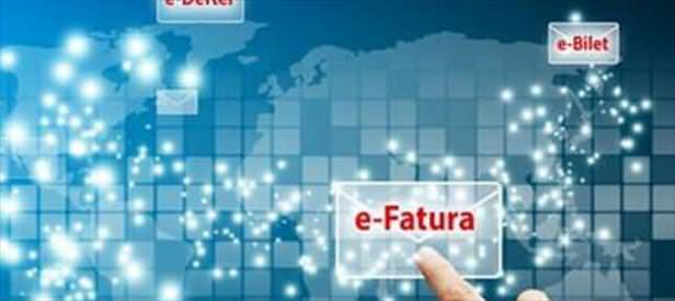 e-Fatura ile 3 milyarlık tasarruf